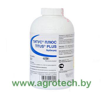 Titus Plus logo